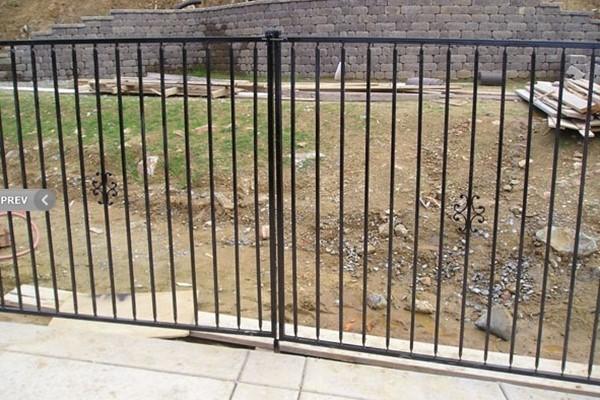 Iron Gates Seattle Railings Fence