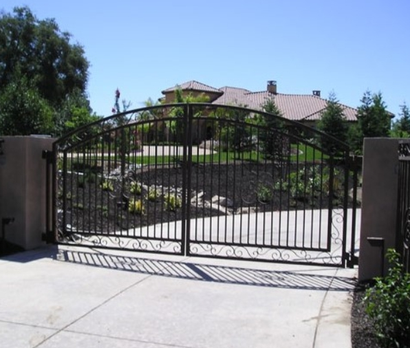 Here At Iron Contractors Of Seattle We Are A Full Service Custom Wrought Gate Fabricator Our Team Experts Strive To Provide The